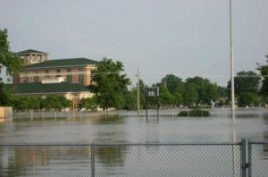 Hospital Flooding 6-7-08