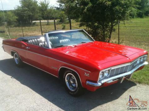 Chevy Impala 1966